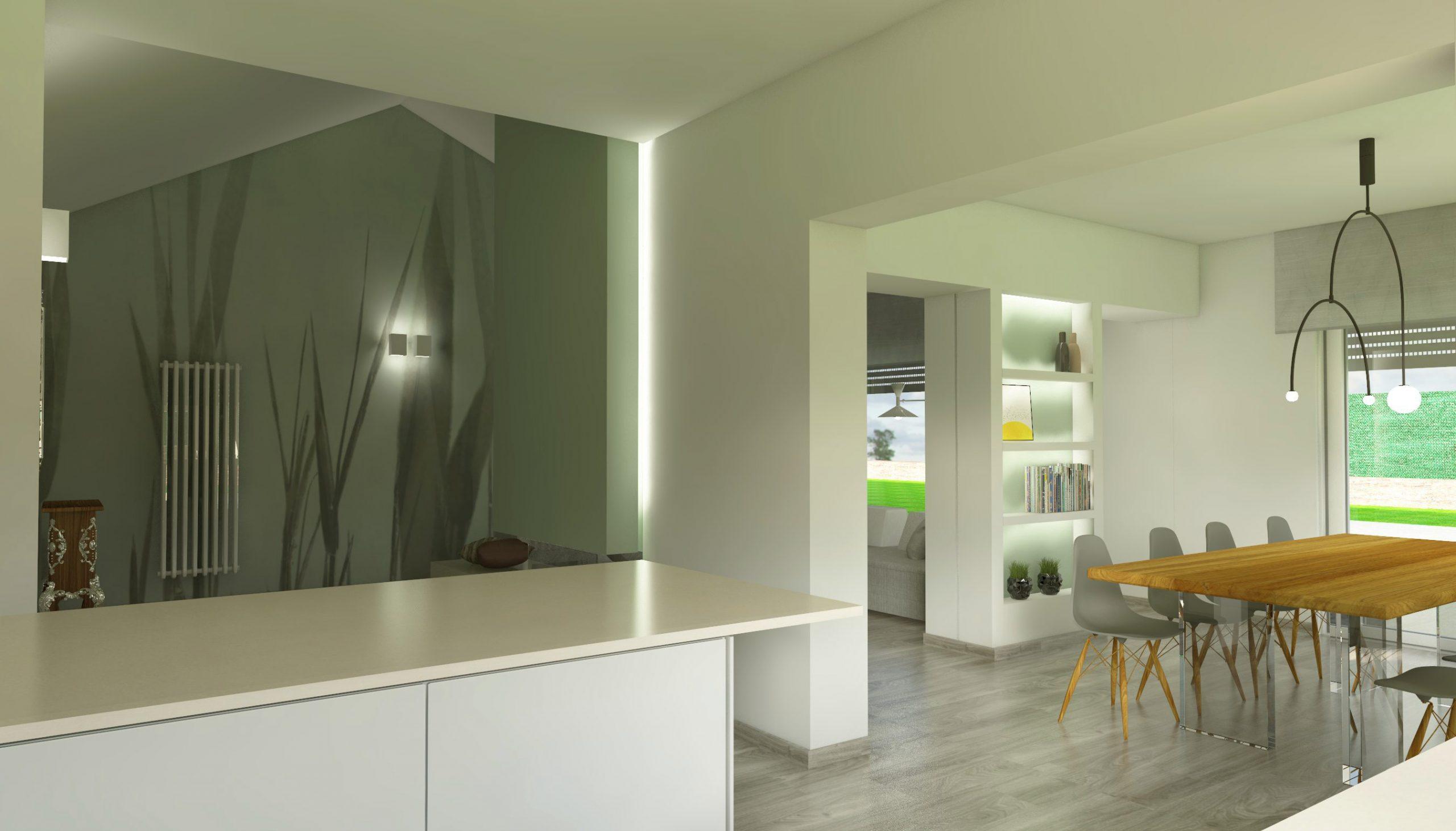 interiors, new villa