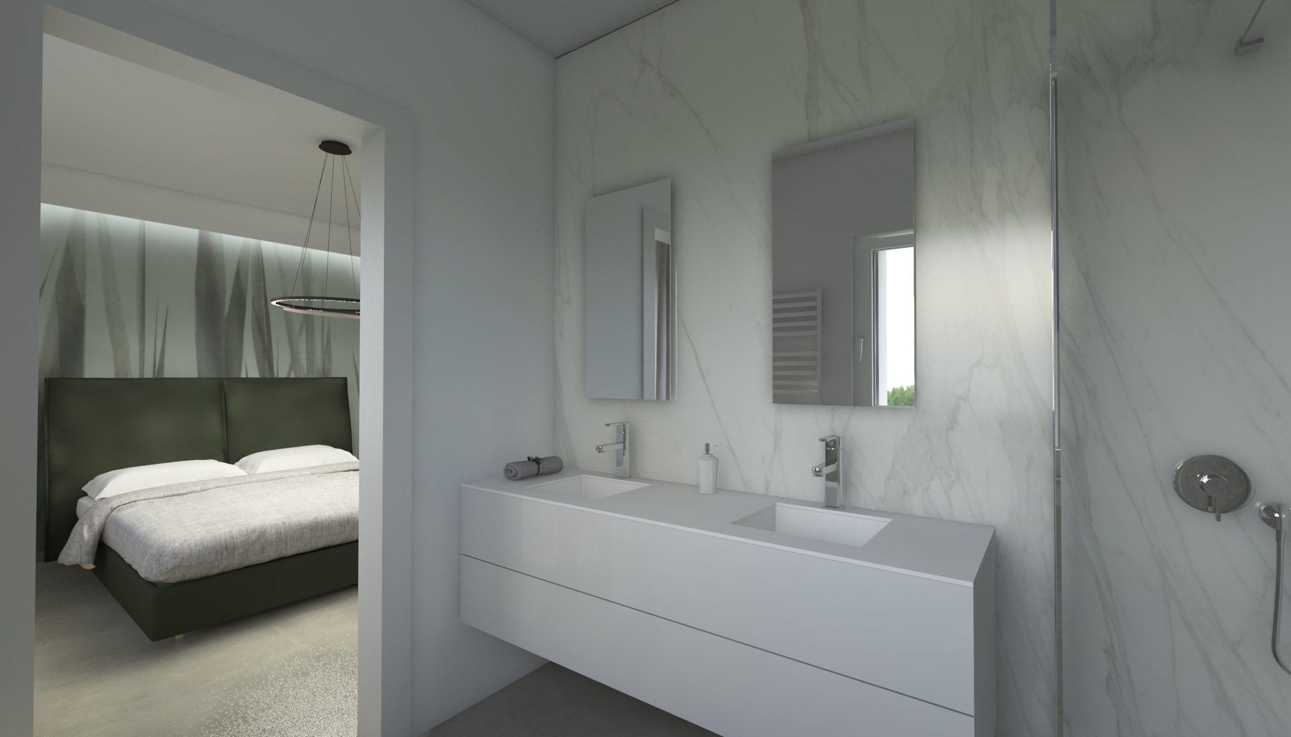 bath en suite
